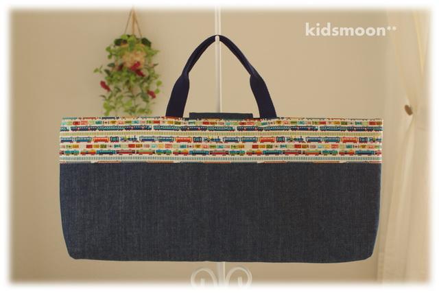 幼稚園保育園小学校の鍵盤ハーモニカ入れピアニカバッグ